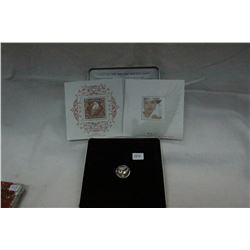 Canada Coin & Stamp Set