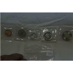 Canada Coins (5)