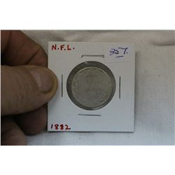 Nfld. Twenty Cent Coin (1)