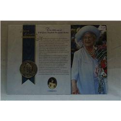 Queen Elizabeth (Mother) Coin (1)