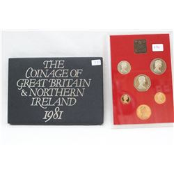 U.K & Northern Ireland Coinage