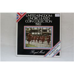 United Kingdom Mint Coin Set (1)