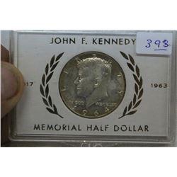 U.S.A. Kennedy Half Dollar (1)