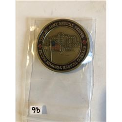 RARE Challage Coin ARMY Presented by a GENERAL ARMY ACHIEVEMENT MEDICAL