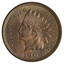 1906 Indian Head Cent