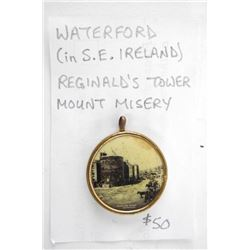 'Waterford' (in S.E. Ireland) Reginald's Tower 'Mo