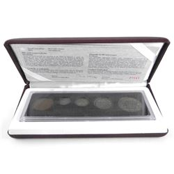 90th Anniversary Coin Set RCM - Antique Finish