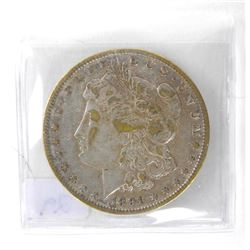 1891 USA Silver Morgan Dollar (VF)