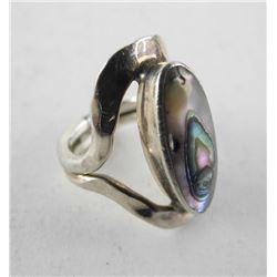 Estate 925 Sterling Silver Ring