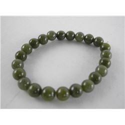 Jade - Bead Flex Bracelet