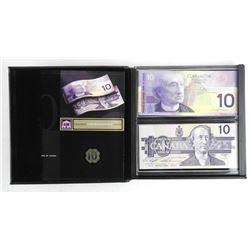 Lasting Impressions 1986-2001 Bank of Canada Ten D
