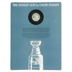 1972-1997 Hockey Dollar Silver with Display Board
