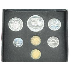 1974 RCM Double Penny Coin Set