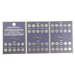 Statehood Quarters Collection 1999-2008