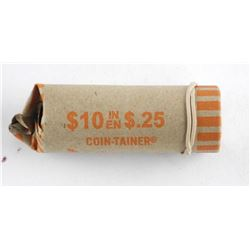 Roll 1973 Canada 25 Cent
