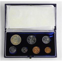 1966 South Africa Mint Set