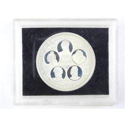 1976 'Cayman Islands' Estate Silver $50.00 Coin