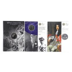 Lot (3) Royal Mint Special Issues