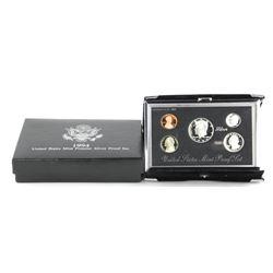 1994 U.S. Mint Premier Silver Proof Set