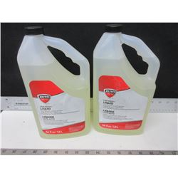 2 New 1.9 Liter Car Wash Liquid / safe on Paint & Waxed surfaces