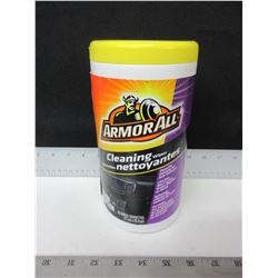 New large Armor All Cleaning Wipes / 50ct