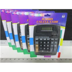 Bundle of 5 New Calculators