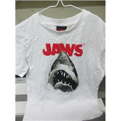 New Jaw's T-Shirt youth size Large