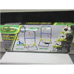 GO-Gator Ladderball set