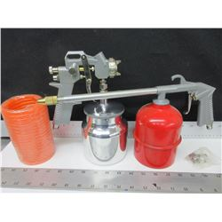New Paint Spray Gun & Engine Cleaning Gun /