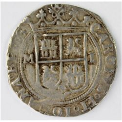 1600'S 2 REAL SILVER