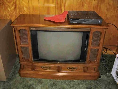ZENITH CONSOLE TV