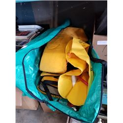 BAG OF SAFETY VESTS