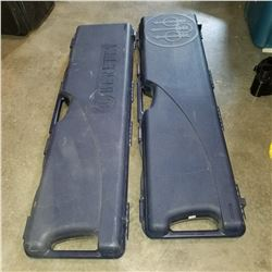 2 BERETTA RIFLE CASES
