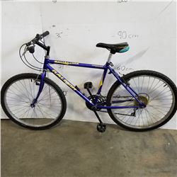 BLUE RALEIGH BIKE