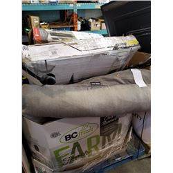 PALLET OF RETURNED ITEMS