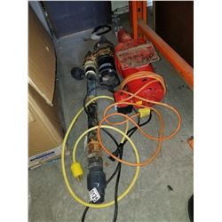RUERBILT SUMP PUMP AND WELL PUMP