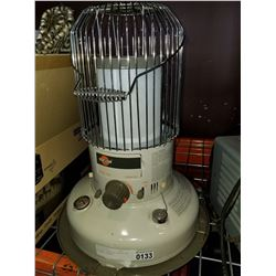 KEROSUN SUNSPRITE HEATER AND COLEMAN LANTERN