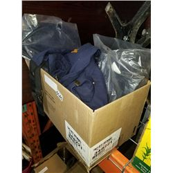 5 NEW PAIRS OF BIB COVERALLS