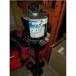 DIAMOND SUMP PUMP W/ HOSE
