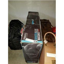 HOMEDICS SHIATSU ELITE MASSAGE CUSHION W/ HEAT IN BOX