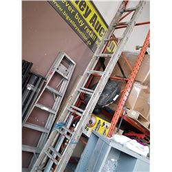 12FT ALUMINUM EXTENTION LADDER