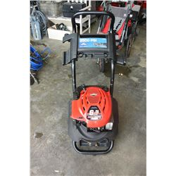 POWER WASHER MOTOR 6.5HP ON CART