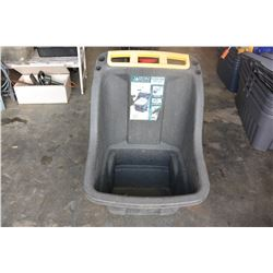 JARDIN SUPER PRO CART 6 CUBIC FOOT