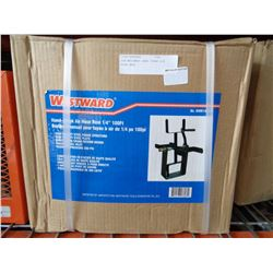 NEW WESTWARD HAND CRANK AIR HOSE REEL