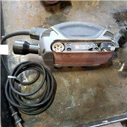PORTER CABLE BELT SANDER TESTED AND WORKING