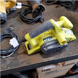 RYOBI POWER PLANER TESTED AND WORKING