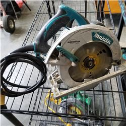 MAKITA CIRCULAR SAW TESTED AND WORKING