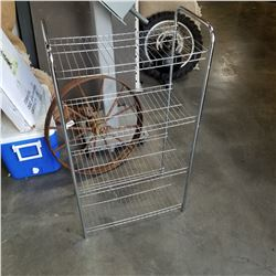 METAL WIRE 3.5FT SHELF