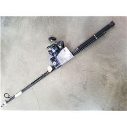 NEW BASS PRO SHOPS FISHING ROD AND REEL
