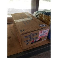 CASE OF 1 1/4 INCH WOOD SCREWS 5600 PIECES